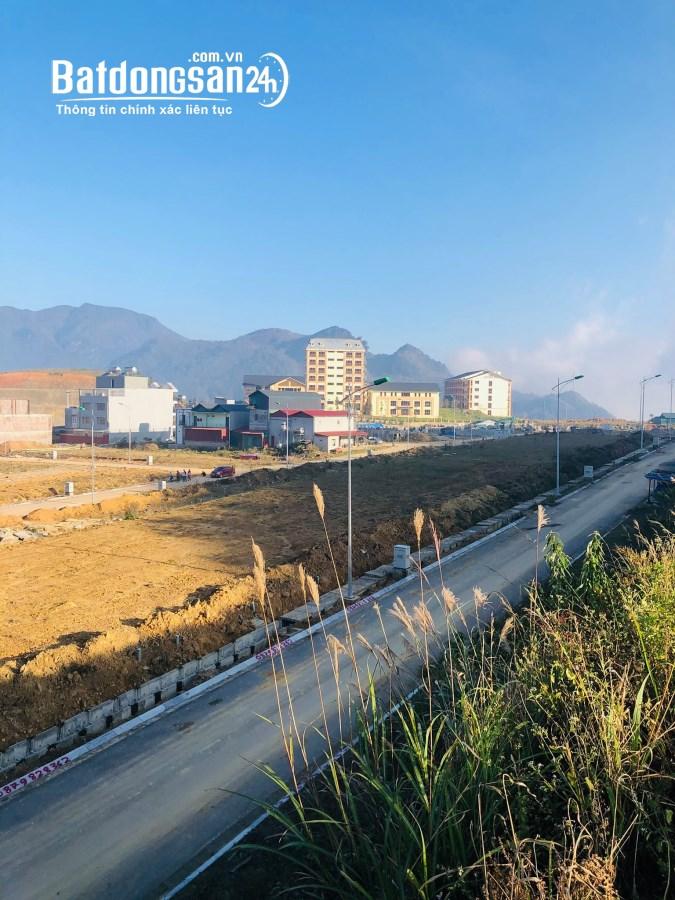 Dự án đất nền nghỉ dưỡng Sapa garden hills