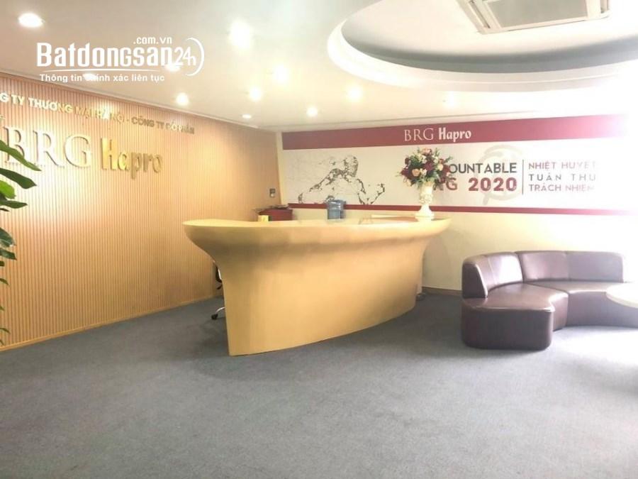 Cho thuê văn phòng chuyên nghiệp 110m2 ngã tư Khuất Duy Tiến- Nguyễn Trãi
