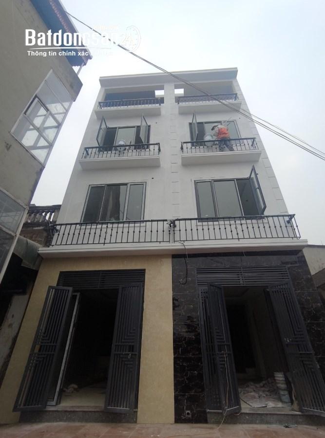 Nhà Phú Lãm,Hà Đông,30m2 nở hậu xây mới 4 tầng,2 oto tránh nhau,giá chỉ 1.8 tỷ