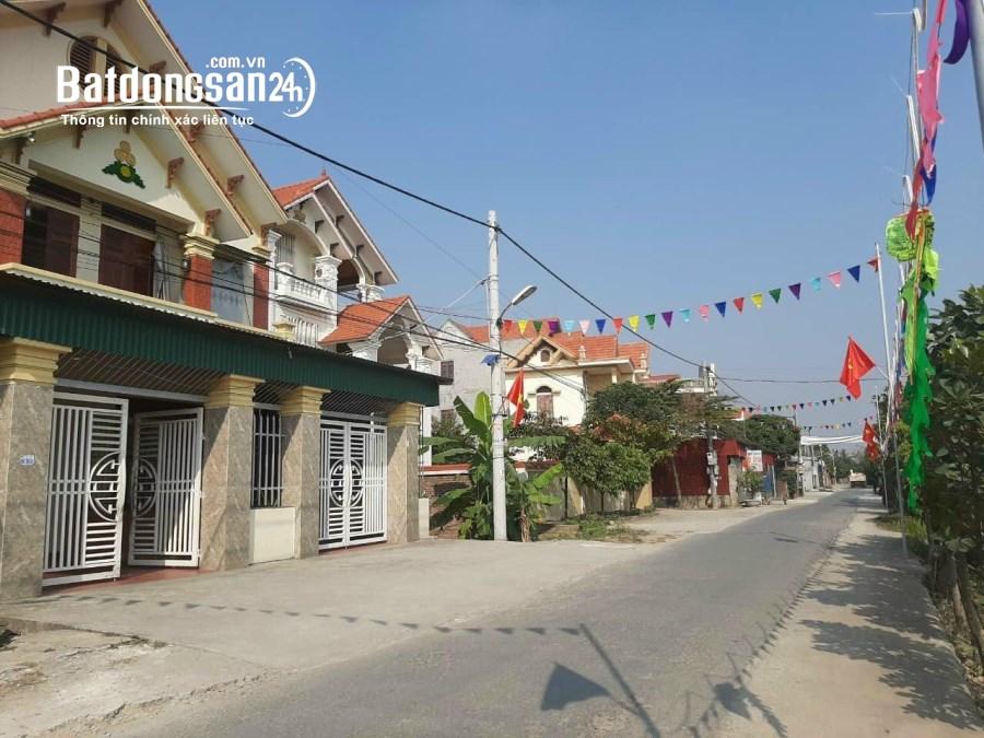 Bán đất nền sổ đỏ Xã Kim Đính, Huyện Kim Thành, Hải Dương, từ 13trđ/m2.