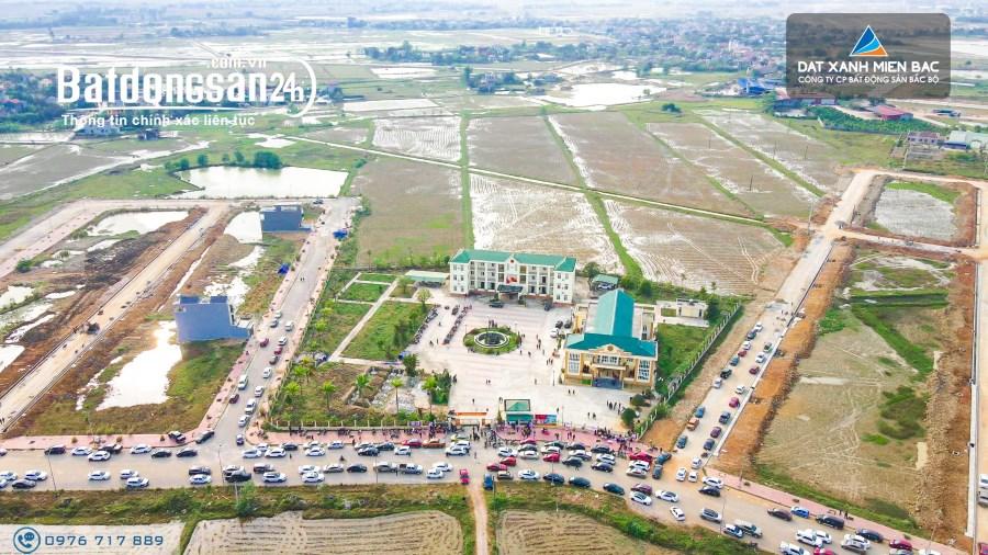 Bán Quỹ lô đất đẹp KDC Đông Tân ngay cạnh UBND Đông Tân TP Thanh Hóa