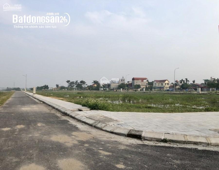 Bán lô đất biệt thự góc mặt đường Đa Phúc 387m2, Q. Dương Kinh,Hải Phòng.