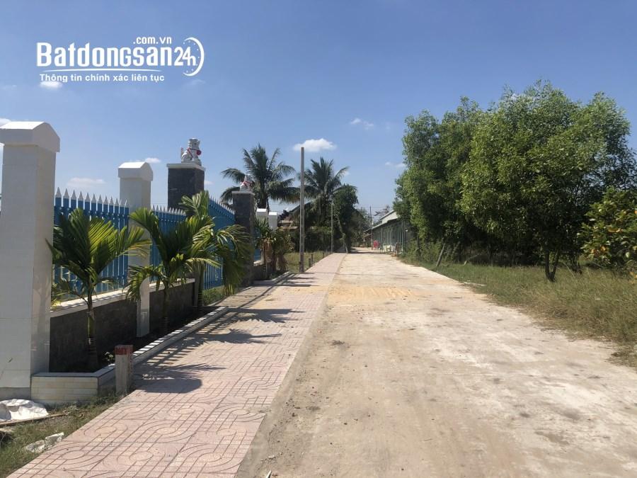 Bán đất Đường 785, Xã Tân Phú, Huyện Tân Châu