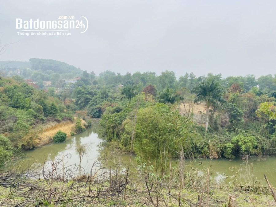 Bán đất Đường Quốc lộ 6, Xã Cư Yên, Huyện Lương Sơn