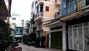 Bán nhà mặt tiền Nguyễn Cửu Vân 8x25m hầm 7 lầu giá 60 tỷ