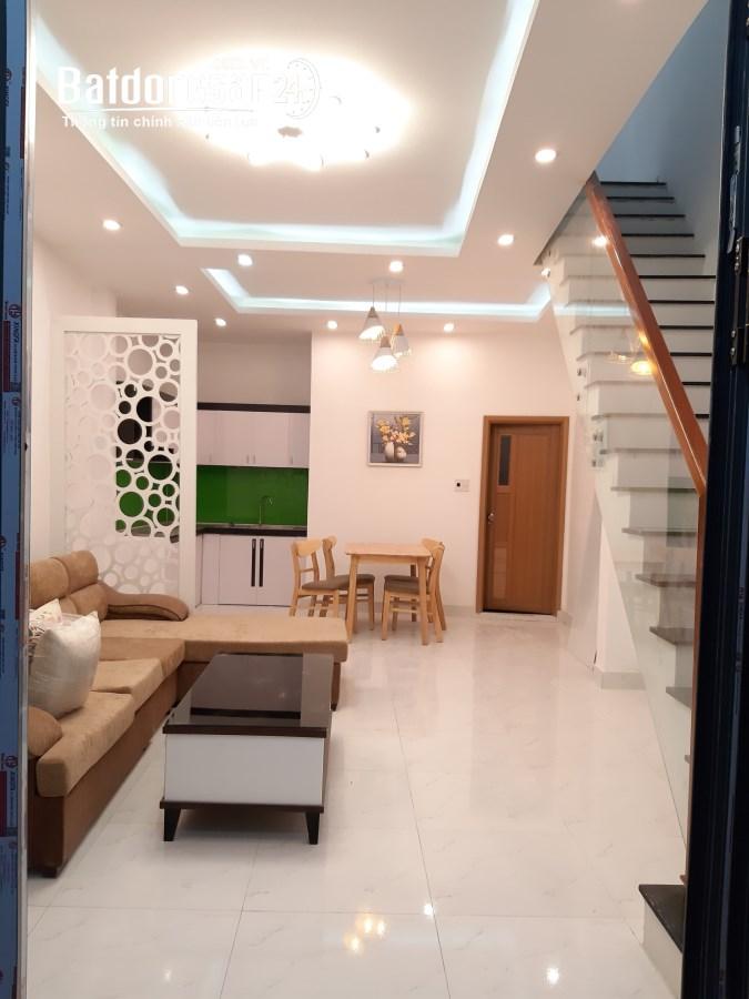 Bán nhà 2 tầng đẹp 90M2 K40 PHAN THANH 2,4 TỈ
