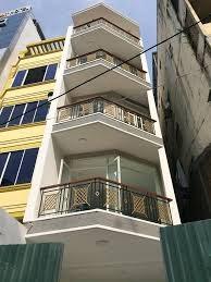 Bán nhanh nhà mặt tiền Lê Quang Định,. Hầm + 5 lầu, giá 32 tỷ + TL