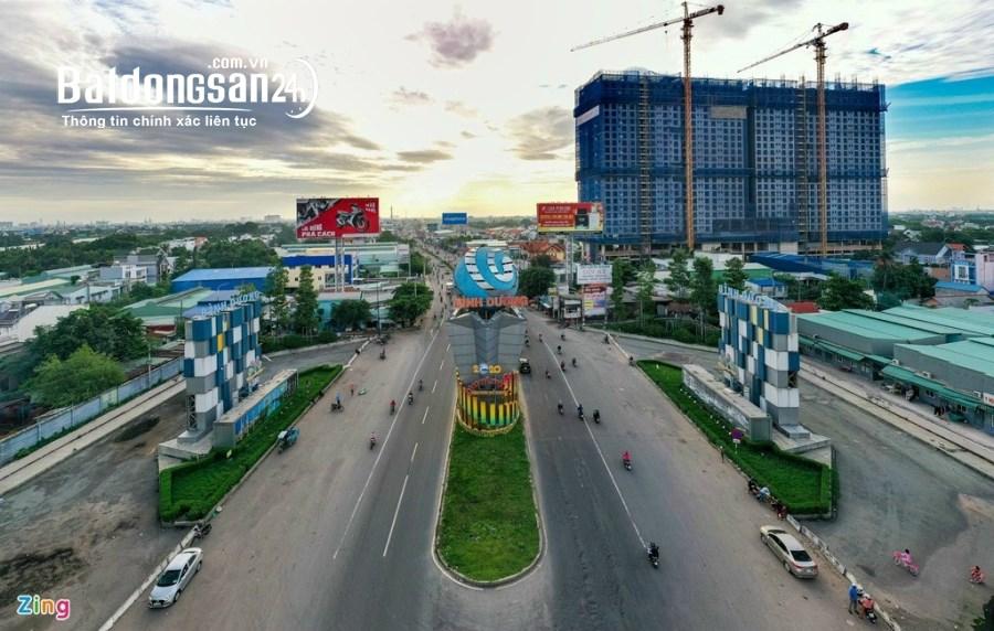 Chỉ  450 Triệu,Có ngay nhà mặt tiền đường lớn Quận Thủ Đức,Qúy 2/2021 nhận nhà
