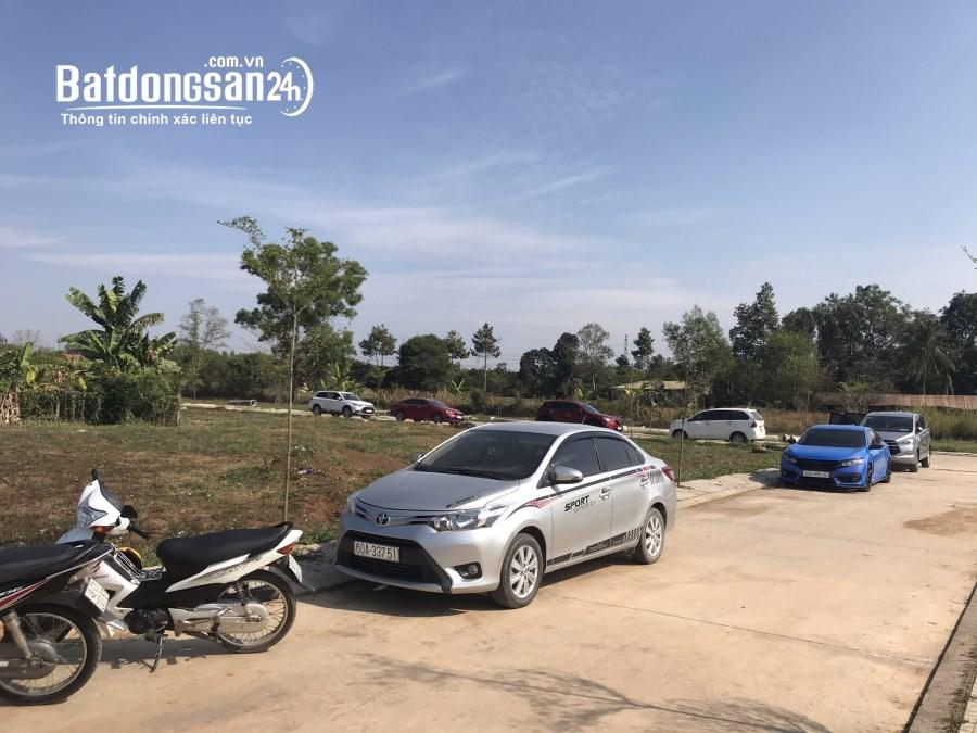 Đất Sông Trầu, sát trung tâm Trảng Bom, giá đầu tư từ 300tr (ngân hàng 60%).