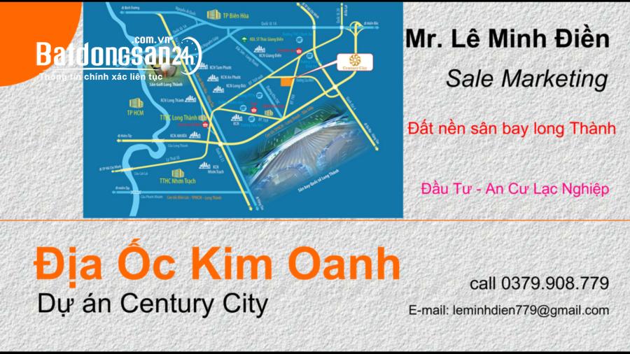 cơ hội đầu tư và sở hữu đất nền dự án sân bay Long Thành