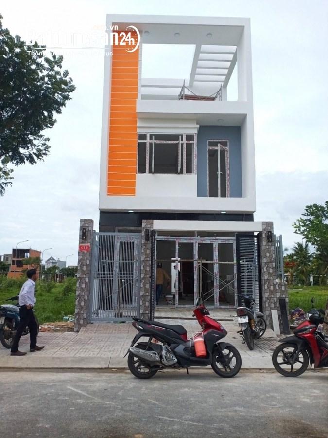 Bán nhà mặt phố Đường Đinh Đức Thiện, Xã Phước Lý, Huyện Cần Giuộc