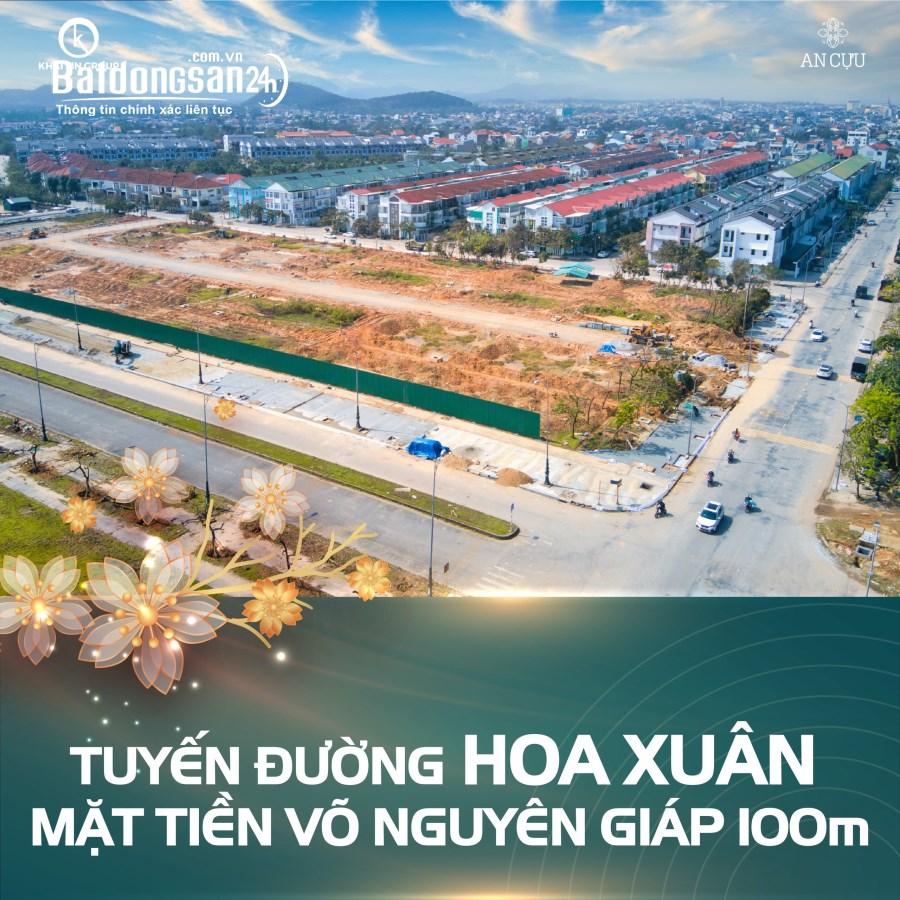 Bán nhà mặt phố An Cựu City, Đường Hoàng Quốc Việt, Thành phố Huế