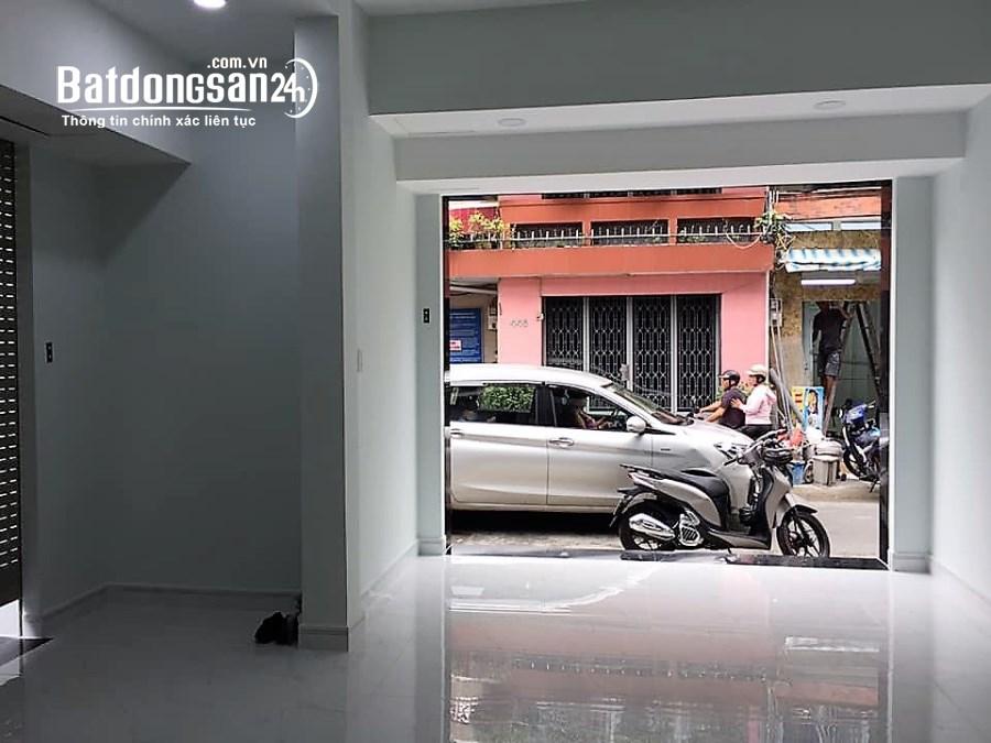 Bán nhà mặt tiền 540 Vĩnh Viễn Q10 gần chợ Nguyễn Tri Phương 100m2