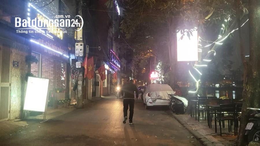 Bán nhà mặt phố Đường Đặng Tiến Đông, Phường Trung Liệt, Quận Đống Đa