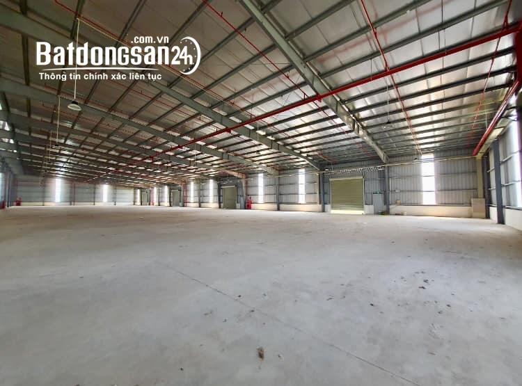 Nhà xưởng khu công nghiệp Đồng Văn Hà Nam cho thuê.