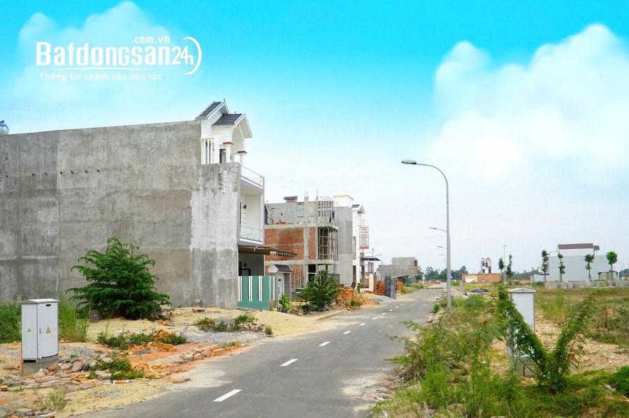 Bán đất 125 m2 Hướng Nam, Đã có sẵn móng Băng (5 tầng) tại TP - Quảng Ngãi