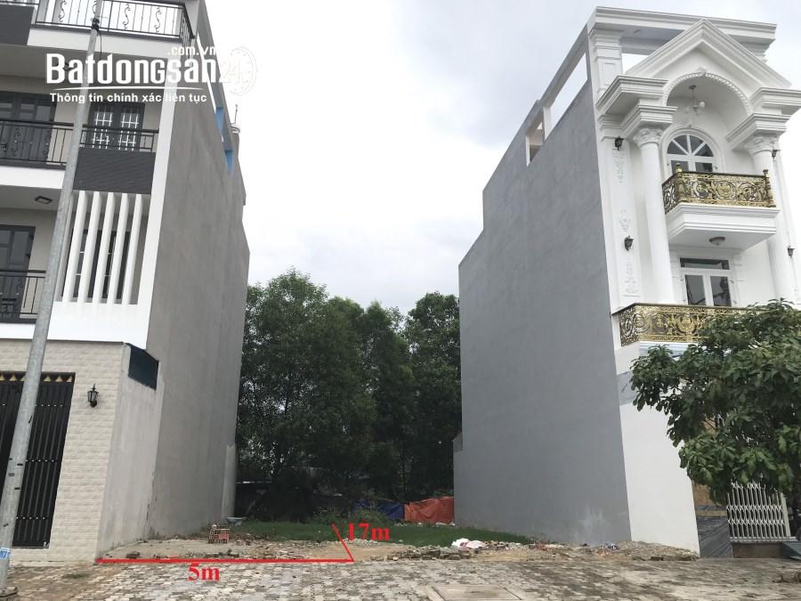 Đất cần bán ra dịp tết 85m2 thổ cư, trước nhà 16m, sổ hồng riêng