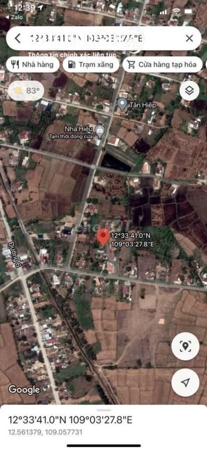 Bán đất Xã Ninh Thượng, Thị xã Ninh Hoà