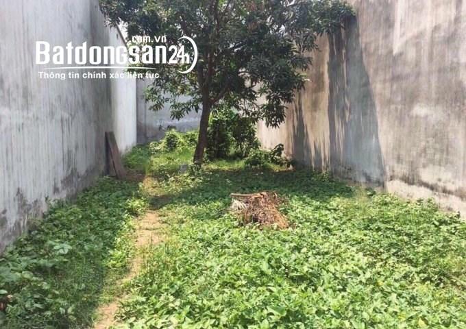 Cần bán 198 m2 đất biệt thự Cống Hộp Bình Minh hướng ĐN