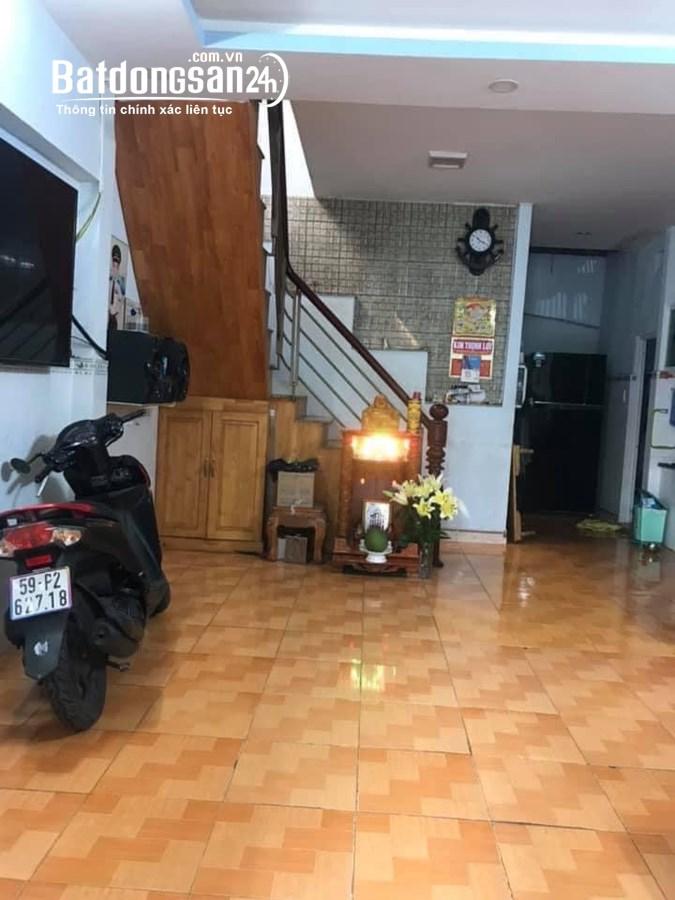 Bán nhà hẻm rộng Trần Văn Quang 53m2 nở hậu 2 tầng 2PN BTCT chỉ 3 tỷ 9