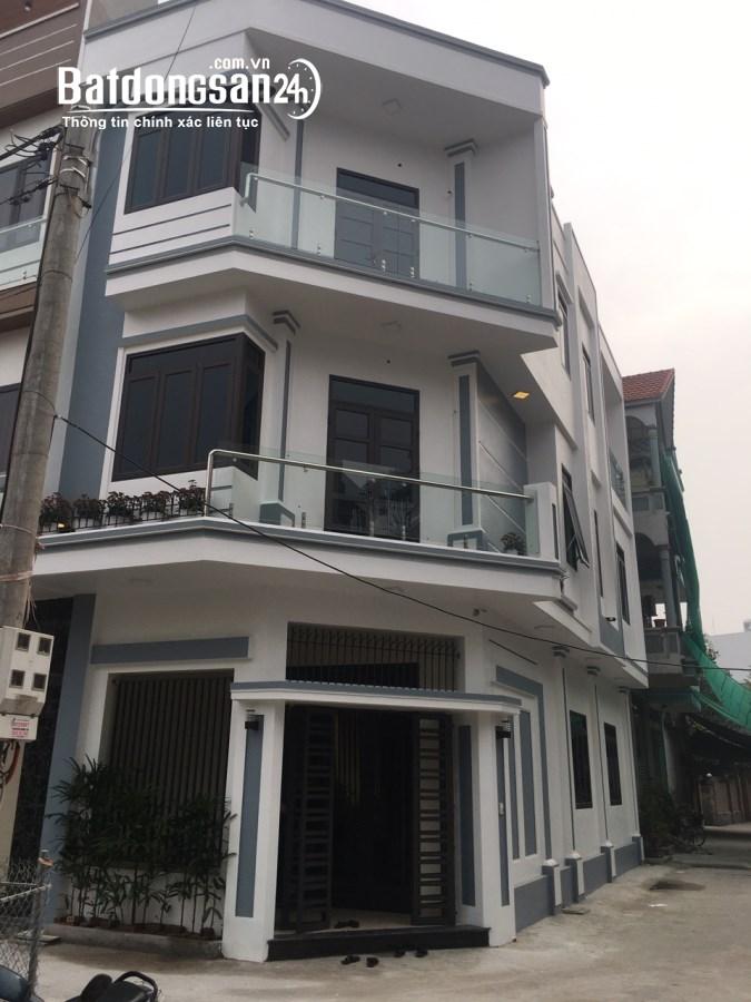 Chính chủ bán nhà 3 tầng, 61m2, 2 mặt ngõ, phường Tiền Phong, giá tốt.
