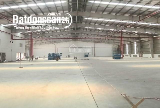 Cho thuê nhà xưởng 1500 m2, 3400 m2, 6400 m2 ở Cần Đước, Long An. LH: 0941621053