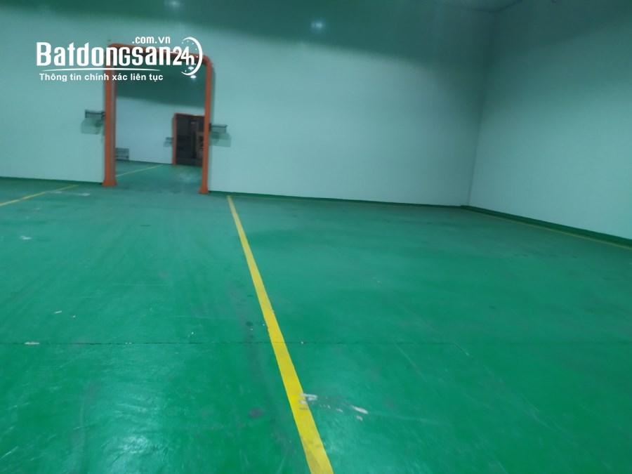Cho thuê kho mát chứa hàng tại Thị trấn Bến Lức, huyện Bến Lức, tỉnh Long An
