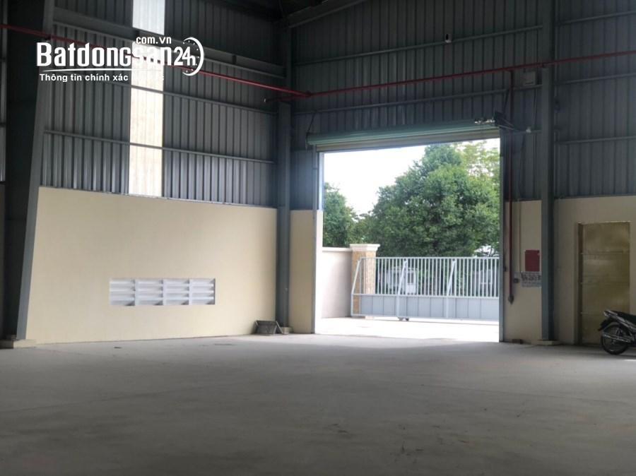 Công ty Tuấn Phong cần cho thuê hoặc bán xưởng mặt tiền đường trong KCN Long Hậu