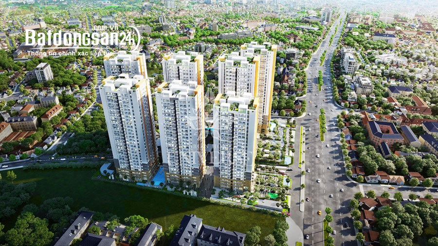 Shophouse Biên Hòa Universe Complex 150m2, 45 triệu/m2, mặt tiền Xa Lộ Hà Nội