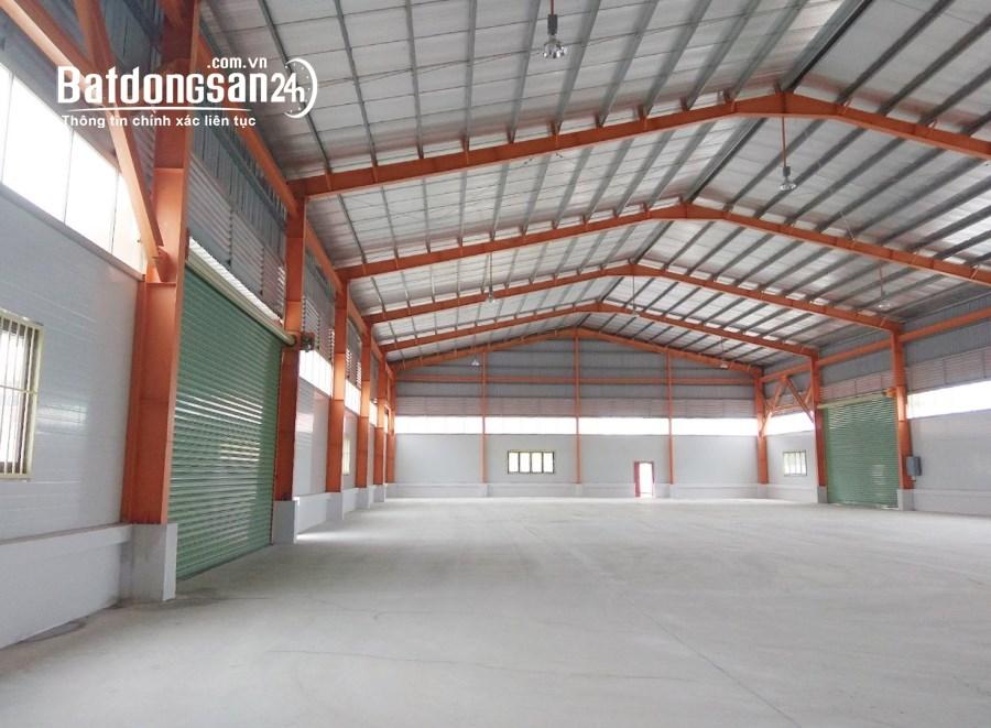 Cho thuê kho xưởng tại KCN Phúc Long, huyện Bến Lức, tỉnh Long An