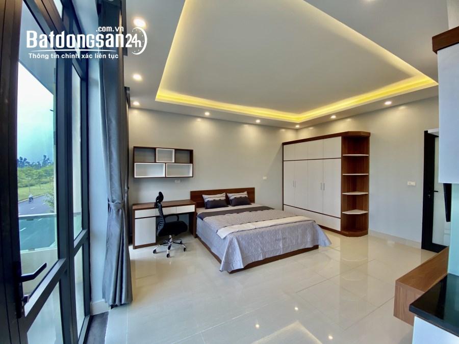 Cho thuê nhà Centa City mới 3 tầng 4 PN full nội thất Vsip Thị xã Từ Sơn