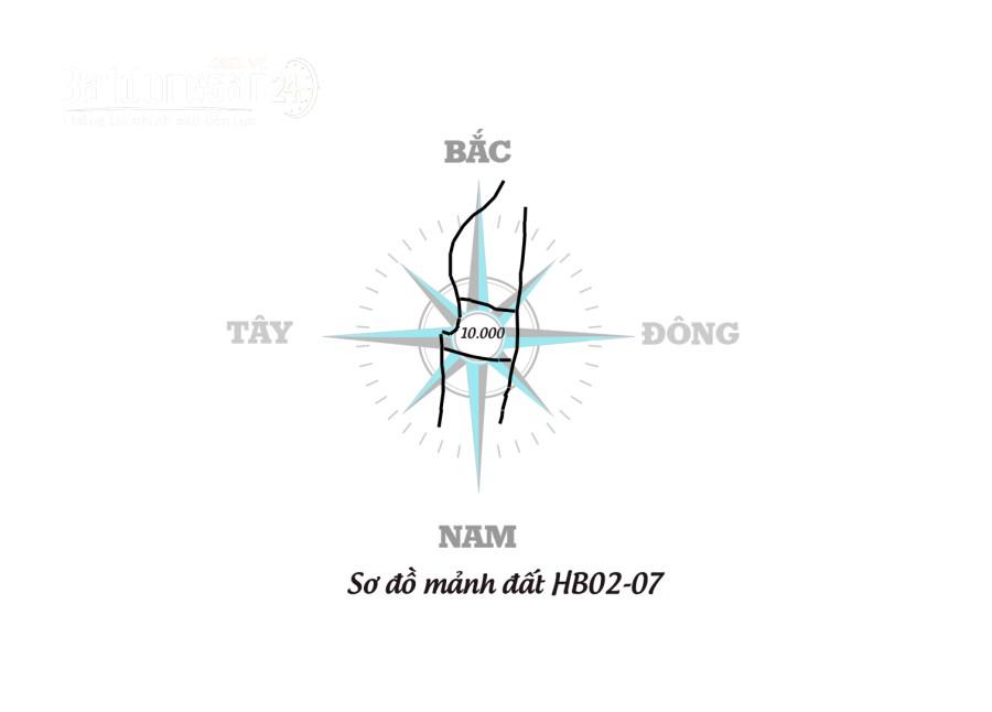 Chỉ 80.000/M2 –Đất Đẹp Gần Khu CN Yên Quang