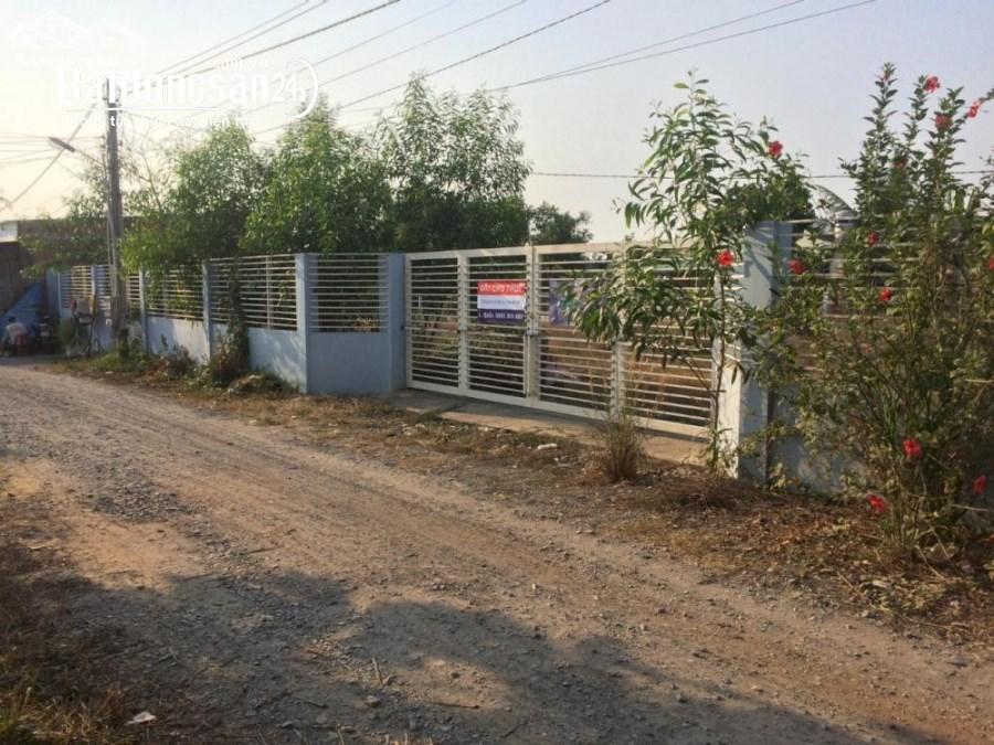 Cho thuê đất tiện làm kho xưởng, KD tại thị trấn Hòa Thành, tỉnh Tây Ninh