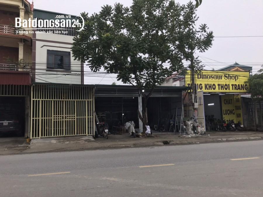 Cho thuê nhà mặt phố kinh doanh đường 10, Thành Phố Ninh Bình 8x20m
