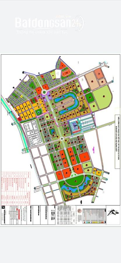Bán đất nền phân lô Nam Hồng Garden, Đường 6, Thị xã Từ Sơn