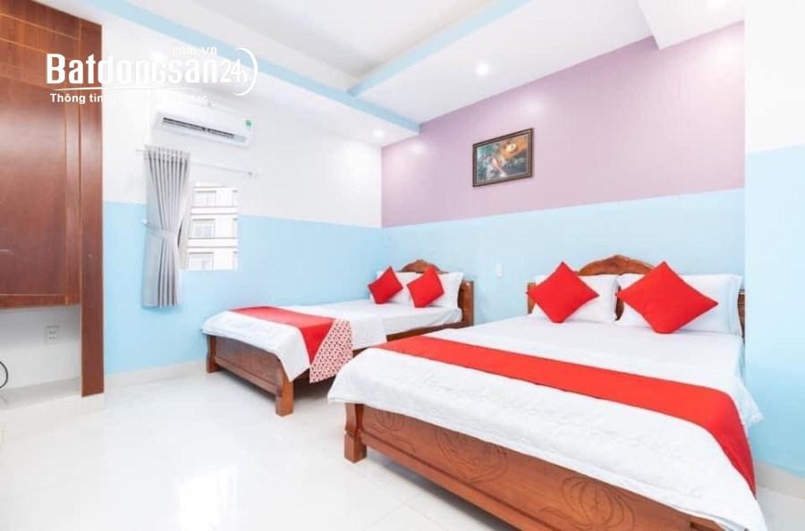 Cho thuê gấp khách sạn 7 lầu Đường Phan Văn Trị, Phường Thắng Tam