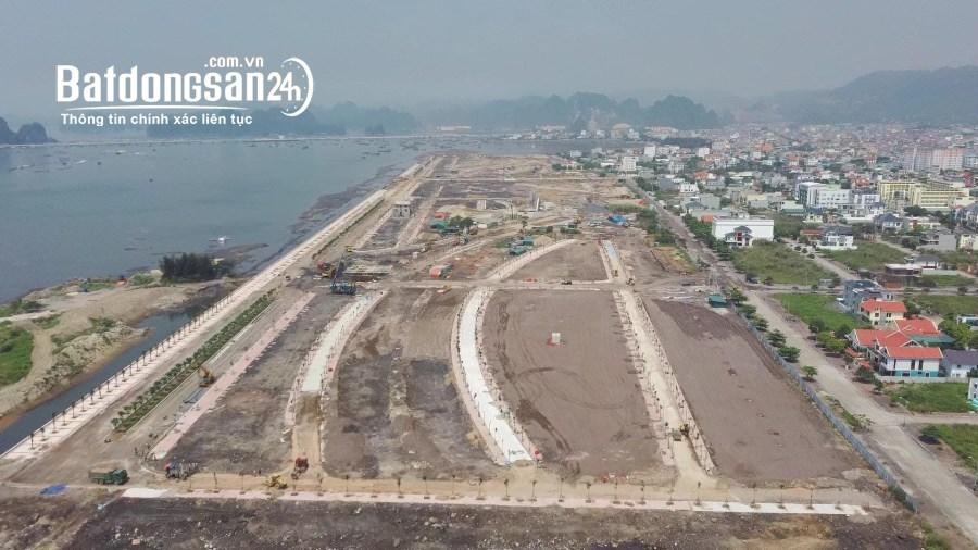 Bán đất nền phân lô Green Dragon City, Đường Bái Tử Long, Tp Cẩm Phả