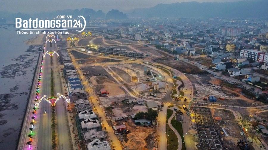 Bán đất nền phân lô Green Dragon City, Đường Thanh Niên, Tp Cẩm Phả