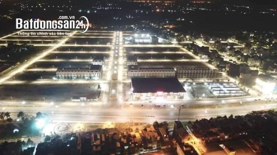 bán đất nền dự án uông bí new city