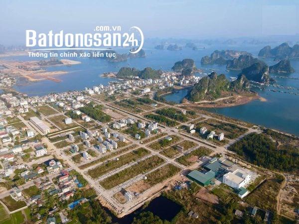 Tin nóng: Bán đất nền sổ đỏ khu đô thị Thống Nhất nằm trên đại lộ Vân Đồn 58m