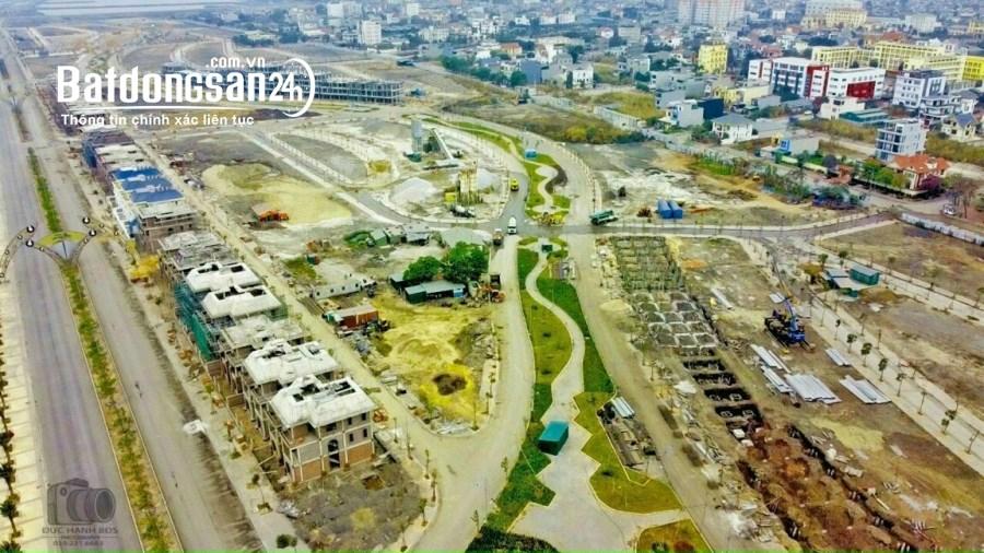Cần bán 10 lô đất thuộc dự án TTP đất nền đường bao biển Hạ Long Cẩm Phả