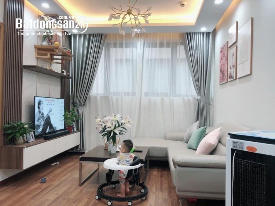 Bán CHCC Xuân Phương, Quốc Hội. DT65m2*2PN*1PK rộng, nội thất thiết kế.