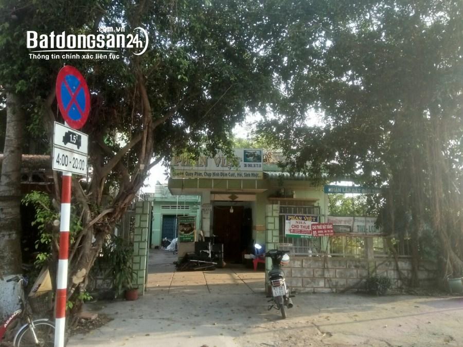 Cho thuê mặt bằng 3 mặt tiền Đường Nguyễn Du - Lê Lợi, Phường 1, Tx Kiến Tường