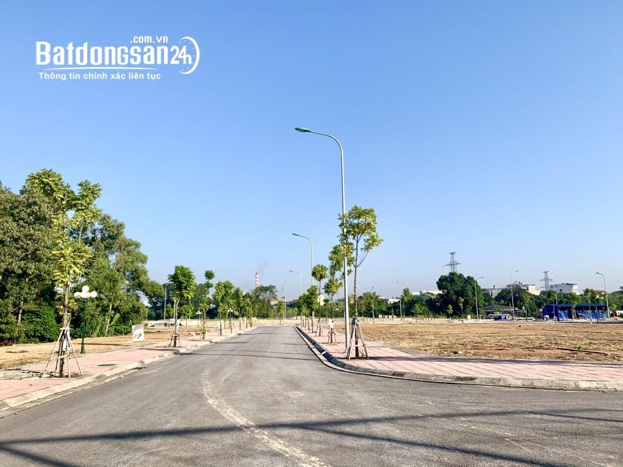 Bán đất nền phân lô Đường Cách Mạng Tháng Tám, Phường Thắng Lợi, TP - Sông Công