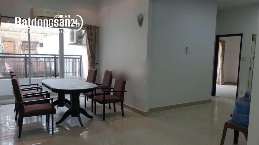Cho thuê căn hộ chung cư Sao Mai, Diện tích:80m2, giá 11tr/th