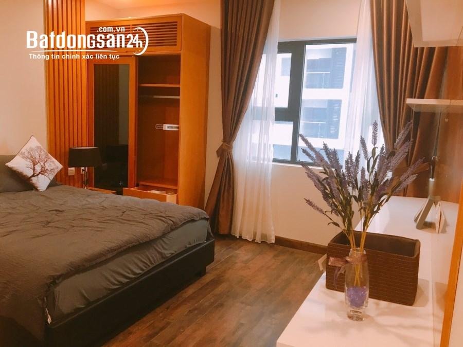 Cho thuê căn hộ chung cư FLC Complex 36 Phạm Hùng 2NG Đủ Đồ Full