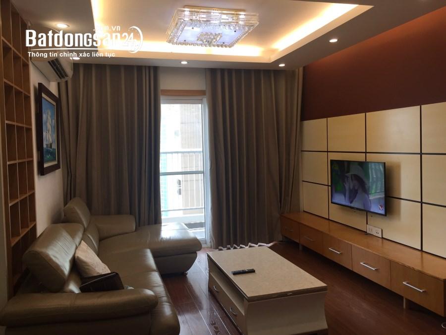 Cho thuê căn hộ chung cư Cầu Giấy Center Point 110 Cầu Giấy, 2 Ngủ Full Đủ Đồ