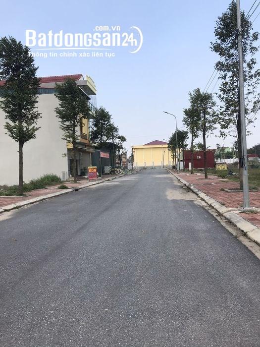 Đất phân lô Yên Mẫn gần UB phường Kinh Bắc, TP Bắc Ninh