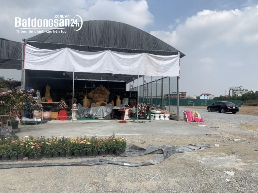 Cho thuê mặt bằng kinh doanh Đường Cổ Linh, Phường Thạch Bàn, Quận Long Biên
