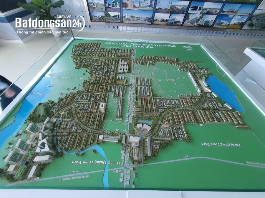 Bán đất nền phân lô Đường Quốc Lộ 1A, Thị trấn Sơn Tịnh, Huyện Sơn Tịnh
